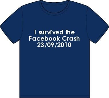 I Survived The Facebook Crash