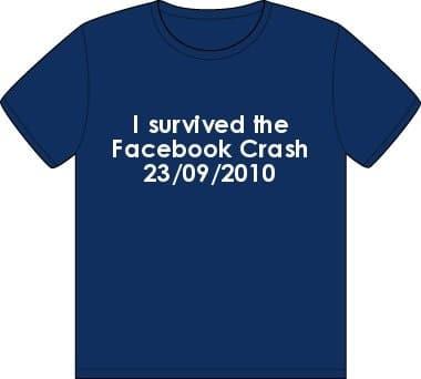 I Survived The Facebook Crash