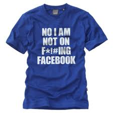 I'm Not On Facebook