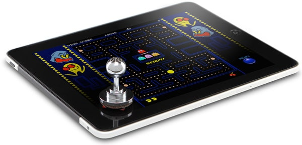 Retro Joystick Makes Your iPad That Much Cooler!