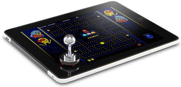 Retro Joystick Makes Your Ipad That Much Cooler Bit Rebels