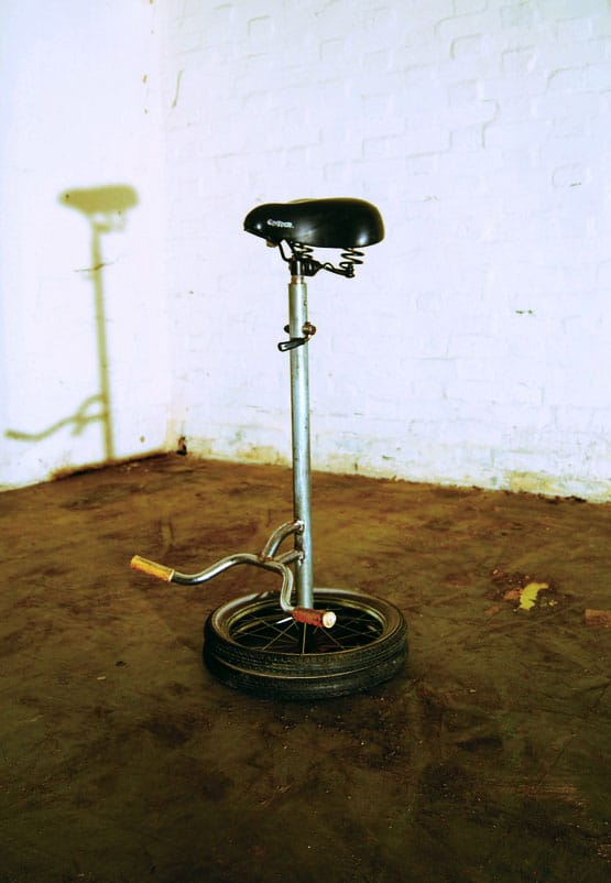 Pedal Powered Bar Stool Concept