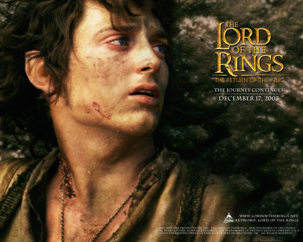 Frodo Baggins Movie Image