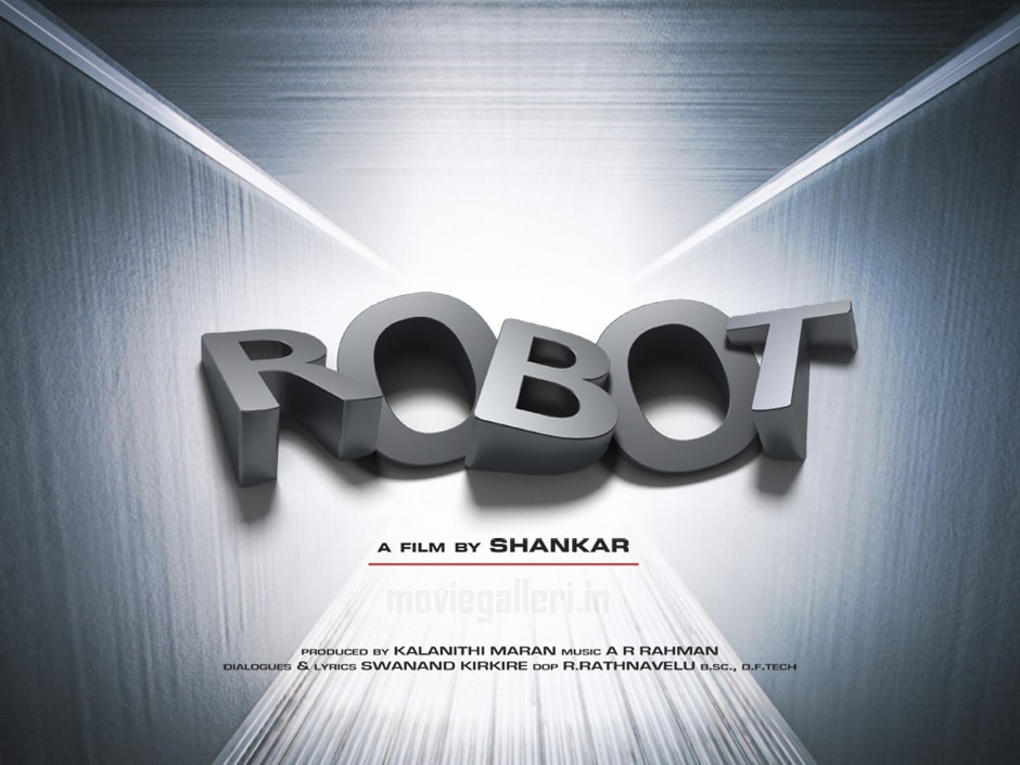 Indian Robot Movie Poster