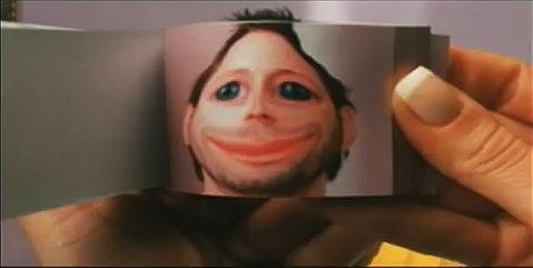 Fisheye Lens Flipbook Video