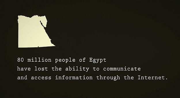 Offline Egypt No Social Media