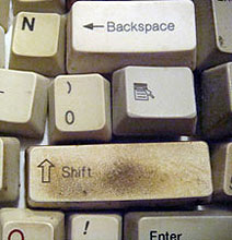 An Artistic Dedication To Our Beloved QWERTY Keyboard