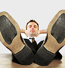 How Lazy Are We At Work? [Infographic]