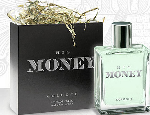 Liquid Money Cologne: Smell Like Printed Money