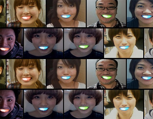 LED Smiles: Turn Your Teeth Into a Mouthful of Technology