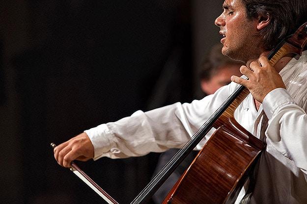 Stjepan Hauser Cellist From Croatia