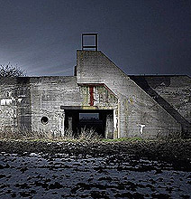 Photographs Of WWII Bunkers