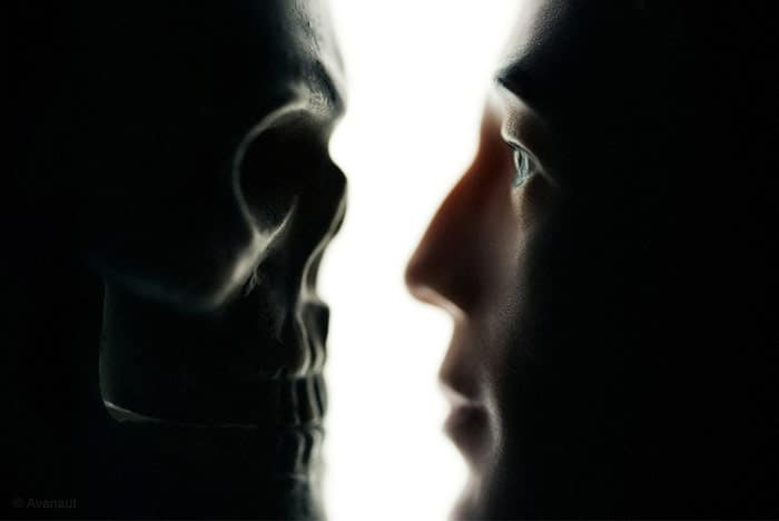 Face To Face With Evil