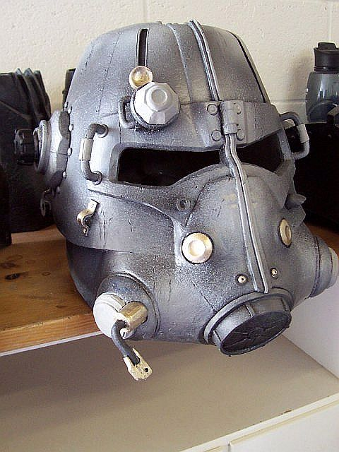 Fallout 3 Cosplay Armor Helmet