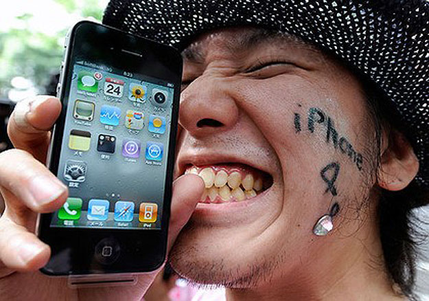 Can Your iPhone Actually Make You A Happier Person?