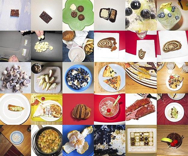 Beautiful Visual Food Website