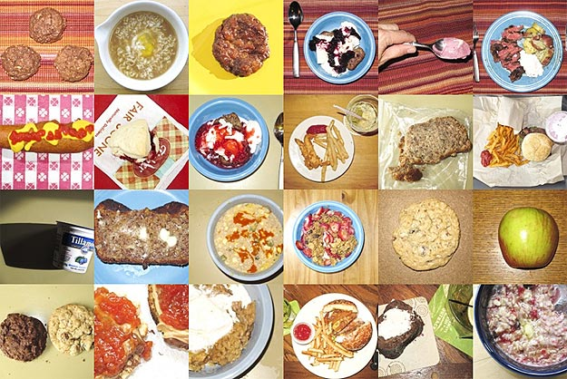 A Collection Of Everyday Meals