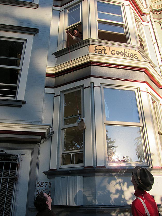 Fat Cookies In San Fransisco