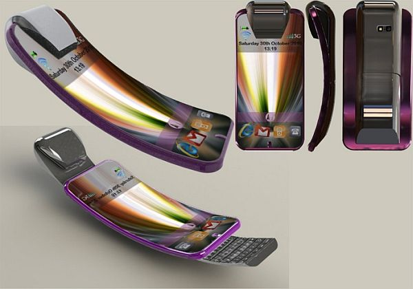 Different Viewing Angles Of Flexiphone