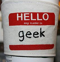 Geek Inspired Design: Cozy Coffee Cup Cuteness