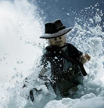 Photography: A Unique Indiana Jones and Lego Experience
