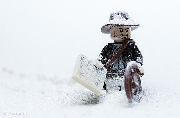 Indiana Jones Lego Mashup