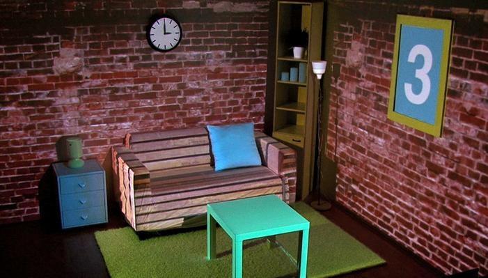 Brick Wall Interior Decorator Gadget