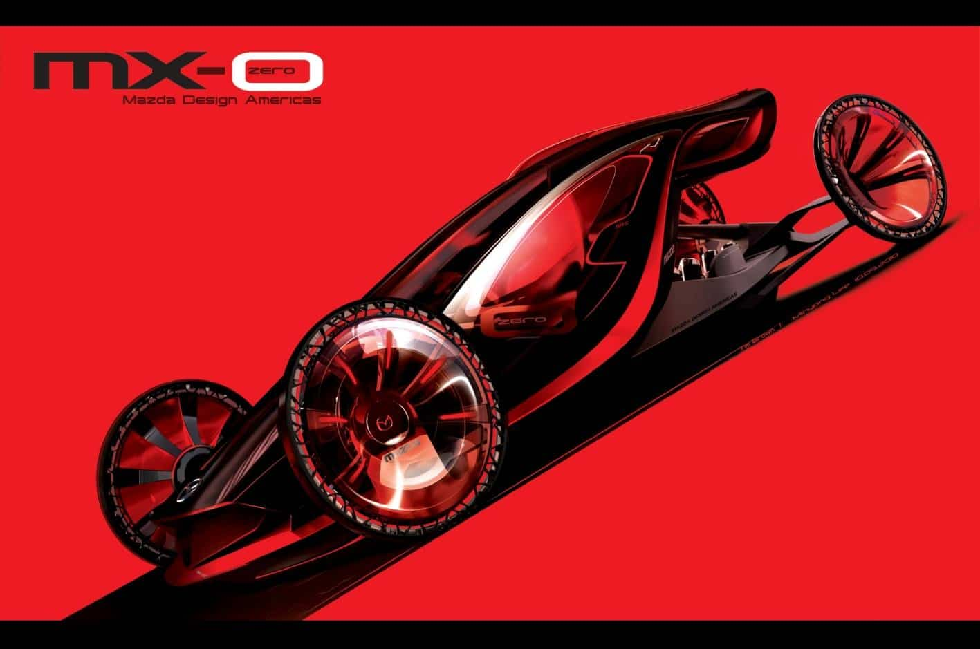 Mazda Envisions Creating Their Future Car Today