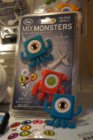 Mix Monsters Packaging View