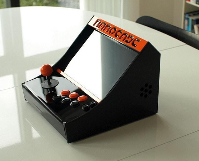 Nanocade DIY Project Game Console