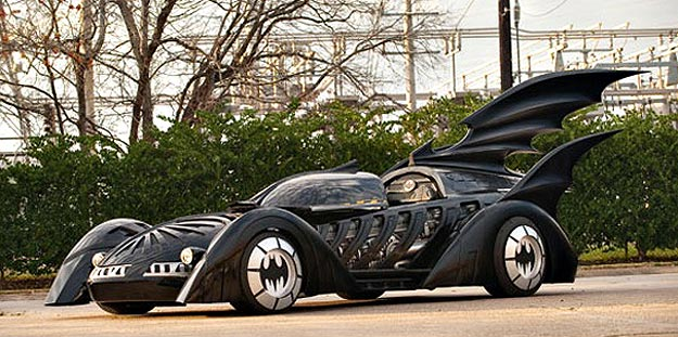You Can Own The Original Batman Forever Batmobile | Bit Rebels