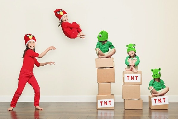 Angry Birds Kids: The REAL Way Of Playing The Game