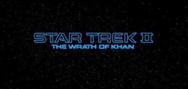 Star Trek Introduction Screen View