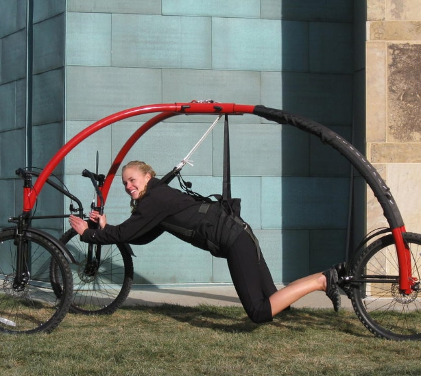 StreetFlyer: The Oddest Bicycle Breed You Have Ever Seen