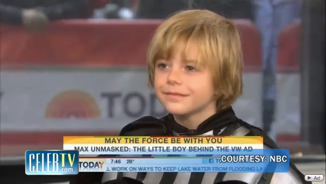 Max Page Darth Vader Unmasked