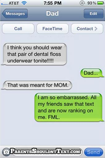 Funny Texts From Old People