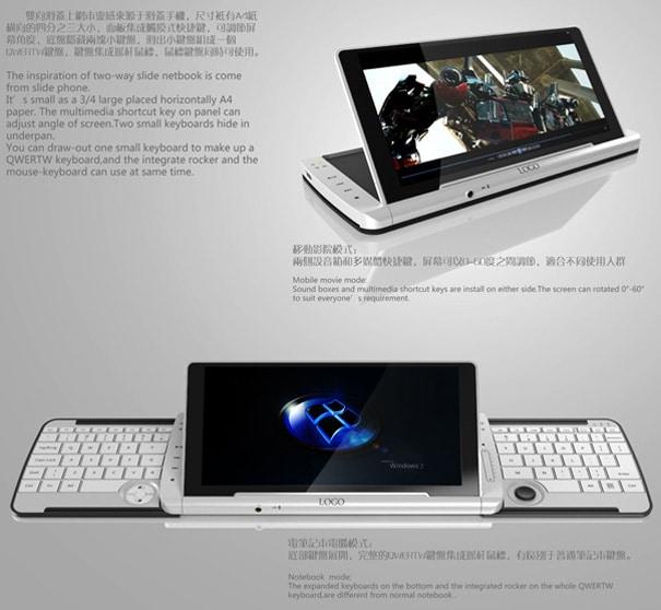 Windows Concept Phone Specs View