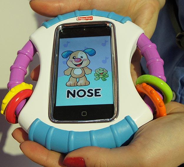 Baby Friendly iPhone iPod Case