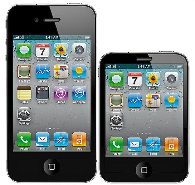 iPhone Nano Mockup Design: Apple's Got Balls After All
