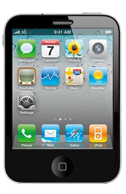 iPhone Nano iPhone 5 Rumors