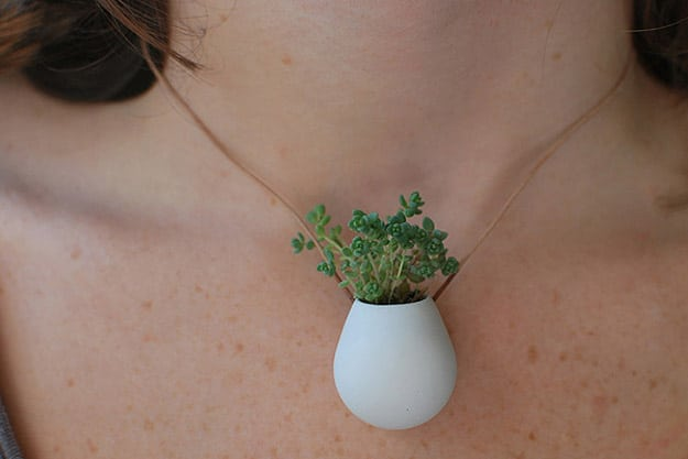 The Wearable Plant: Is It Fashion or Foliage?
