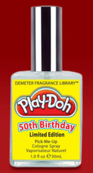 Play-Doh Geeky Scent to Wear