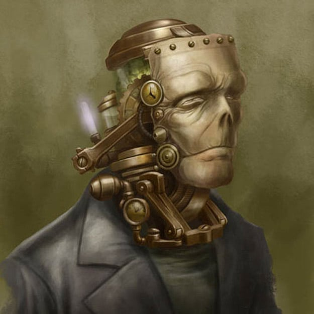 A Tribute to Steampunk Art