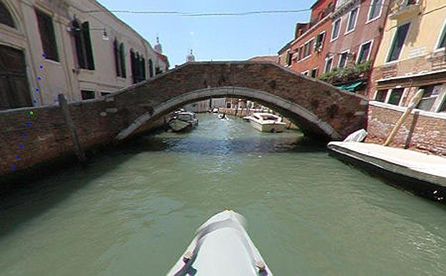 Virtual Map of Venice