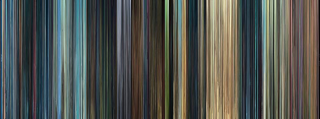Movie Shown As Compressed Data