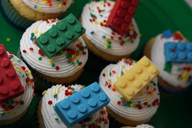 Chocolate Lego Bricks for Geeks
