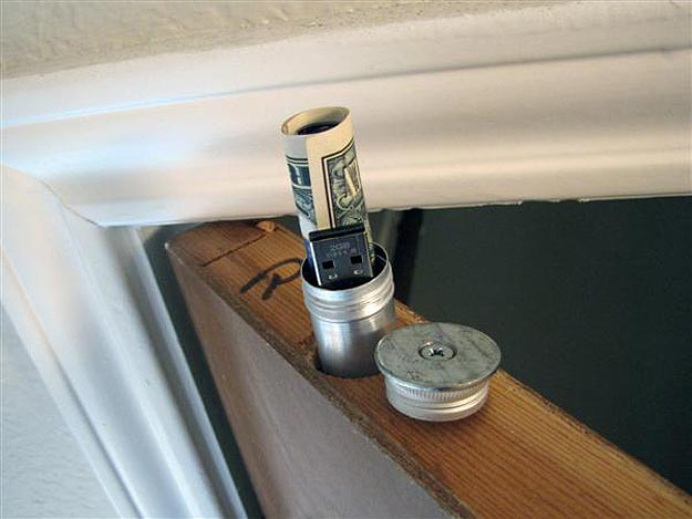 The ultimate secret hiding place in your house bit rebels for Hidden floor safes for the home