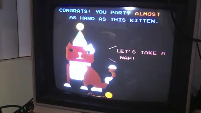 Nintendo Party Drunken NES Game