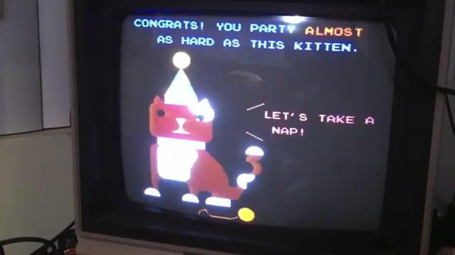 Nintendo Party Drunken NES Game