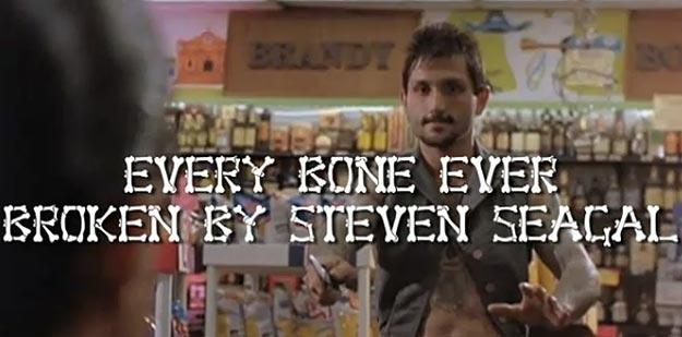 Mashup Video of Steven Seagal